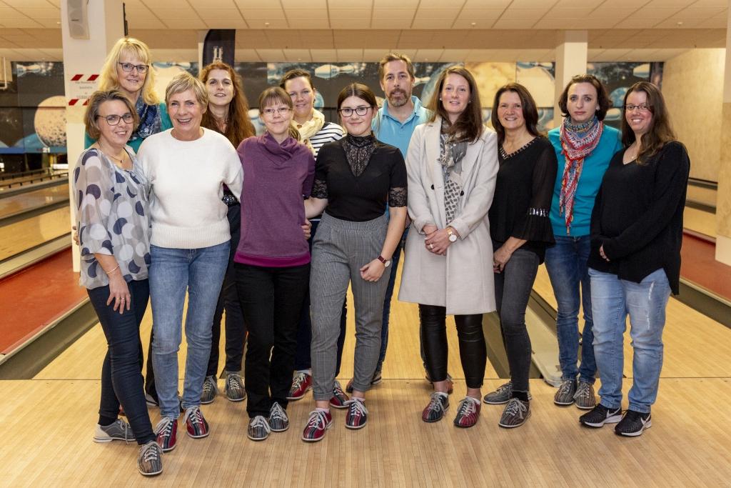 Pflegeagentur 24 Bowling Turnier 2019