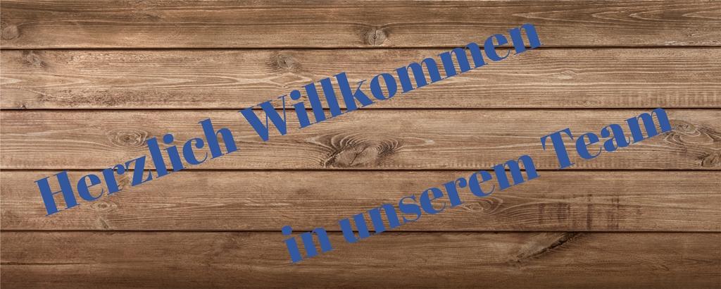Herzlich Willkommen in unserem Team – Vivien Leidemann